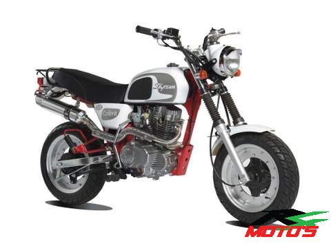 cobra wit skyteam r4 moto's Destelbergen Gent oost Vlaanderen