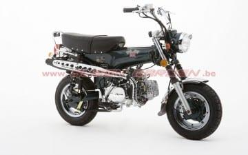 Uitverkoop aktie Skymax SE 50cc & 125cc Skyteam